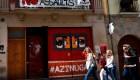 9 años de prisión para agresores de una joven en Pamplona