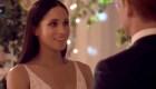 Así se ve Meghan Markle vestida de novia