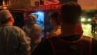 Honduras: mueren 2 bomberos luchando contra las llamas