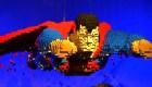 De Wall Street a arte con Lego: las esculturas de un abogado