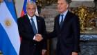 Sebastián Piñera: Macri está siendo un gran presidente, Argentina necesitaba uno como él