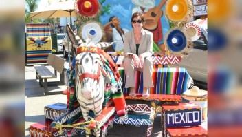 La embajadora de EE.UU. muestra su amor por México en un emotivo adiós