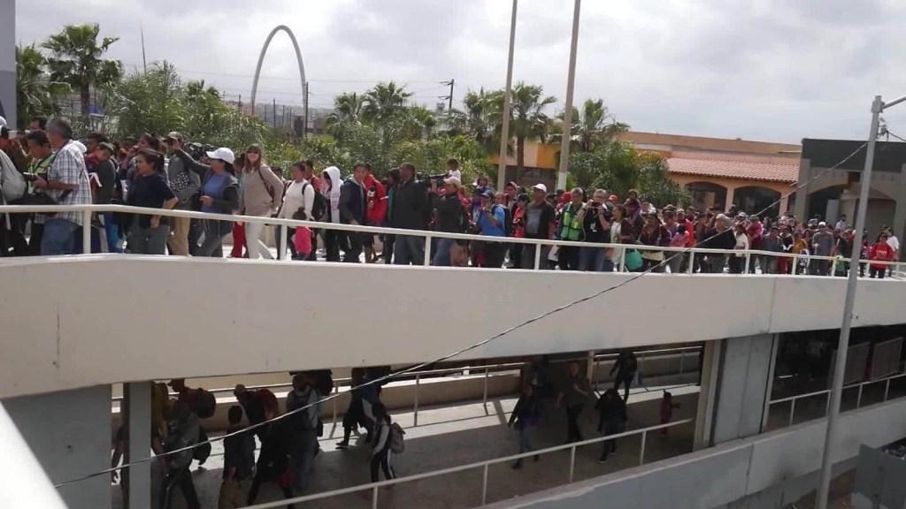 Donald Trump rechaza ingreso de migrantes