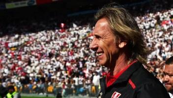 Perú regresa al Mundial con Ricardo Gareca