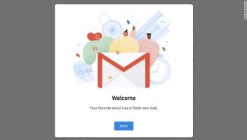 gmail nueva version cambios