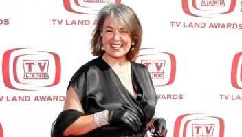 Roseanne Barr, en una imagen de archivo
