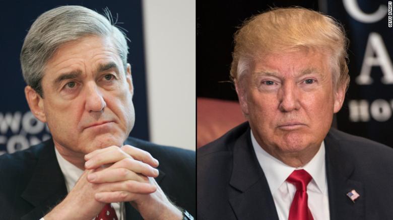 Mueller y Trump