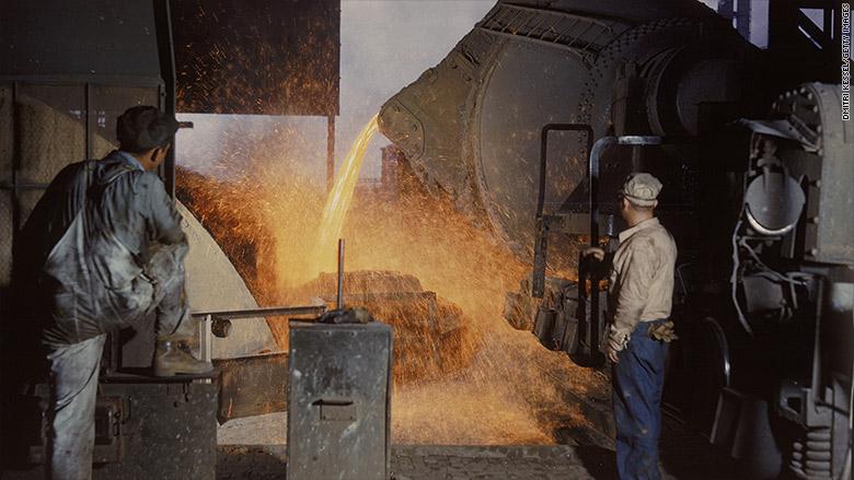 Aranceles al acero y aluminio de donald trump