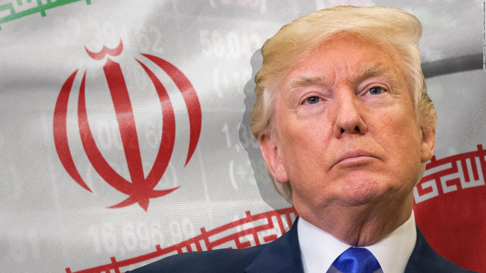 #MinutoCNN: Trump anuncia su decisión sobre el acuerdo nuclear con Irán
