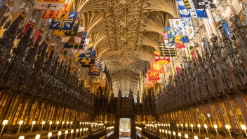 Así es la iglesia donde se casarán el príncipe Enrique y Meghan Markle