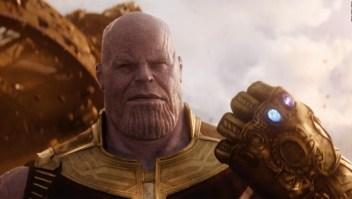 """Avengers: Infinity War"" toma primer lugar en taquilla mundial"