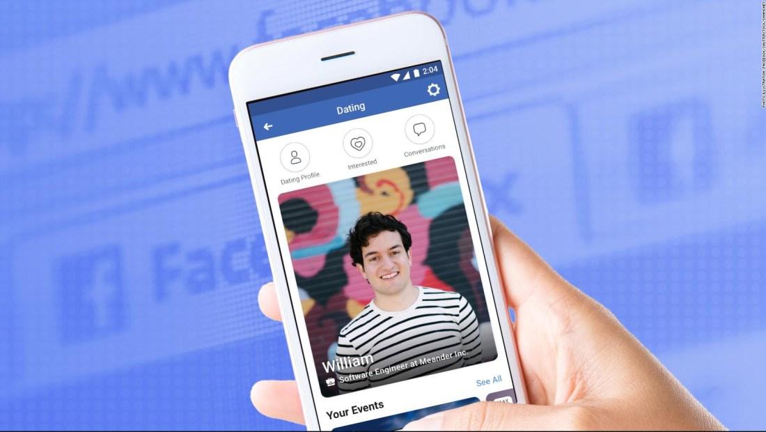 Ahora podrás buscar tu amor en Facebook