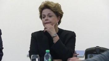 Dilma Rouseff dice que Lula podría llegar a ser candidato