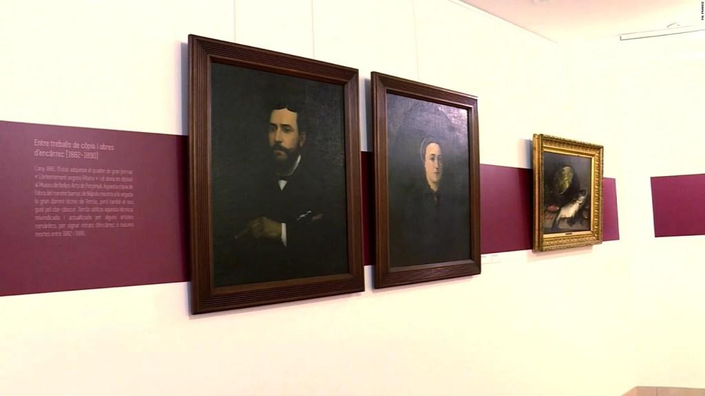 Descubren obras falsas en museo de Francia
