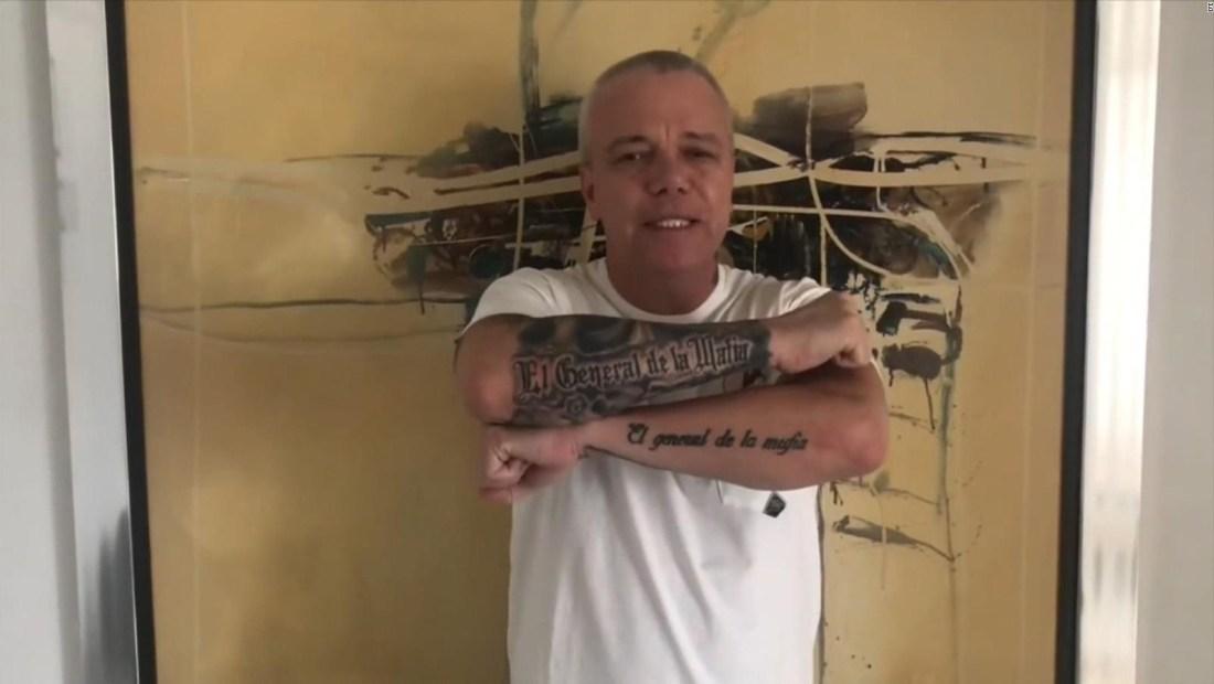 Polémica en España por video de exsicario de Escobar