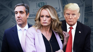 #MinutoCNN: Trump le reembolsó a Michael Cohen los 130.000 dólares que pagó a Stormy Daniels