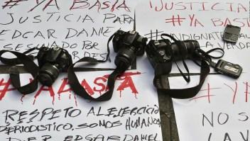 Periodistas asesinados en México: los hombres se llevan la peor parte