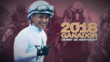 Justify gana el Derby de Kentucky 2018 haciendo historia