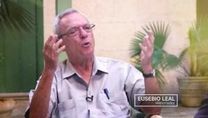 El historiador detrás de 'Rescatando La Habana'
