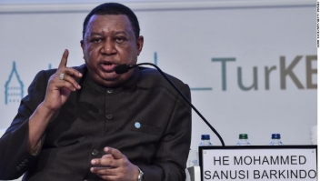 Mohammad Barkindo, secretario general de la OPEC