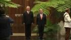 El secretario general de la ONU viaja a Cuba