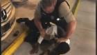 Policía blanco ahoga a un hombre negro en un Waffle House