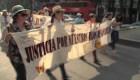 Triste 10 de mayo para las madres de desaparecidos en México