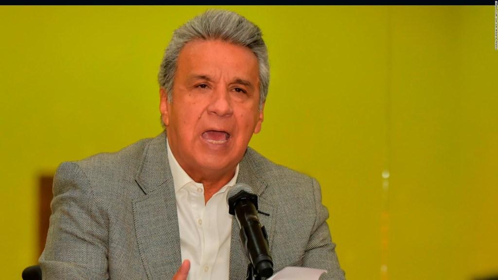 Moreno desclasifica información de secuestrados de El Comercio