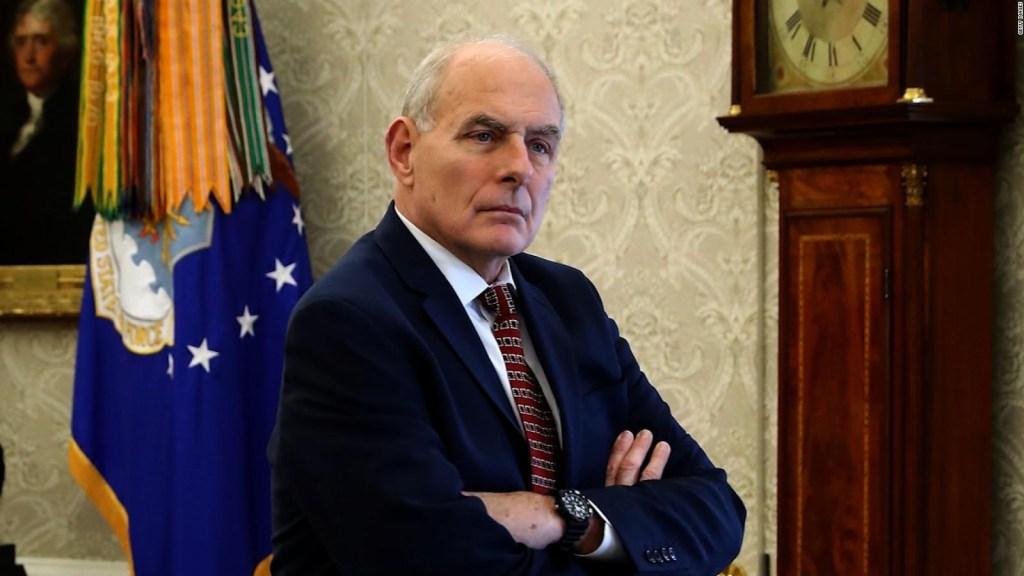 Polémicas declaraciones de John Kelly sobre indocumentados