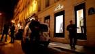 Un muerto y cuatro heridos en un apuñalamiento en París