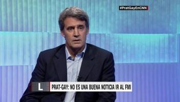 Alfonso Prat-Gay: Acudir al FMI no es buena noticia para Argentina