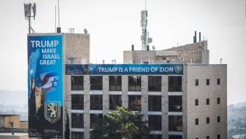 EE.UU. inaugura su embajada en Jerusalén