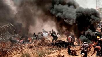 #MinutoCNN: Varios muertos en Gaza por la apertura de la embajada de EE.UU. en Jerusalén