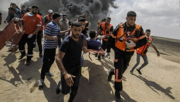 Aumenta la cifra de muertos en la frontera de Gaza