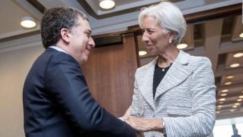 Argentina: ¿alcanza el apoyo del FMI para calmar al mercado?
