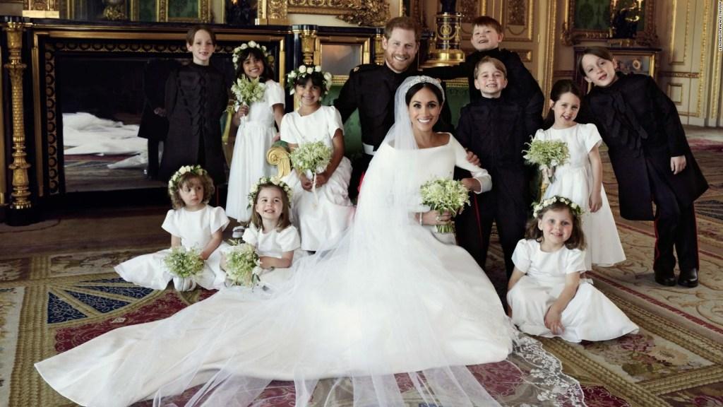 Fotógrafo oficial de la boda real: Son una pareja adorable