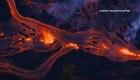 #LaImagenDelDía: lava del volcán Kilauea sale por gigantescas grietas