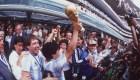 Argentina, la protagonista latina de la Copa del Mundo