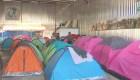 Dentro del refugio de Tijuana que ayuda a inmigrantes
