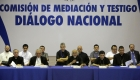 Obispos anuncian que se retiran del diálogo en Nicaragua