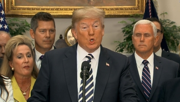 Trump: No comprometeremos la seguridad de EE.UU.