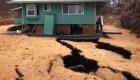 #LaImagenDelDía: peligra un casa en Hawai