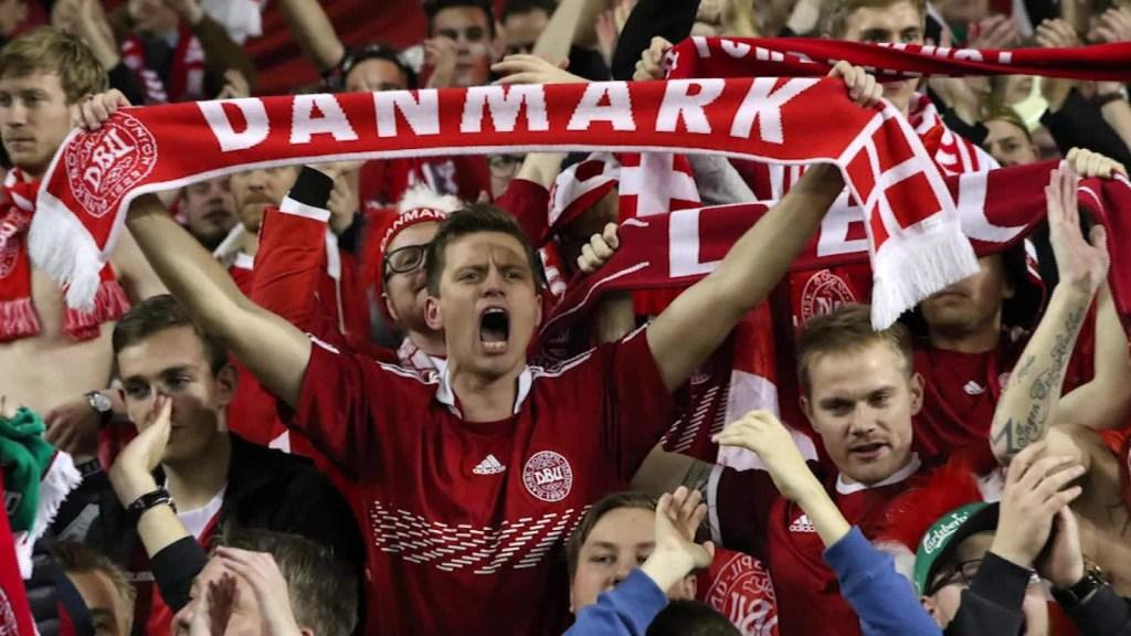 Dinamarca debutará ante Perú en Rusia 2018