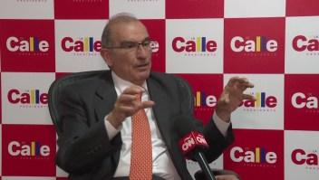 De la Calle dice haber invitado a Fajardo a formar coalición