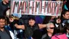 Sindicatos argentinos rechazan negociación con el FMI