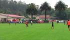 La selección mexicana de fútbol se prepara para el Mundial