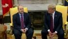 17 liberados en su administración, asegura Trump