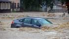 Fuertes inundaciones causan estragos en Maryland