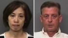 Piloto y azafata intentaron deportar a estudiante chino