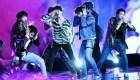 La banda de K-pop BTS hace historia mundial con su nuevo disco